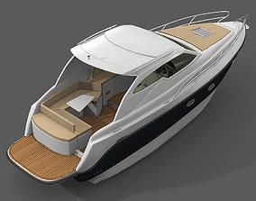 3D model Yacht
