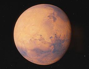 3D model 46k Mars