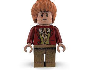 Bilbo Baggins 3D