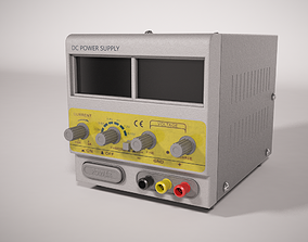 3D model realtime Power Supply