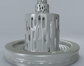 3D printable model Fountain