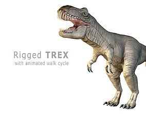TRex Dinosaur 3D