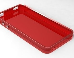 iphone 5 Case 3D print model