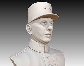degaulle Charles De Gaulle 3Dprint