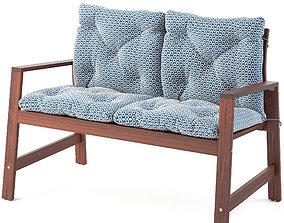 APPLARO and YTERRON chair set 3D model furniture