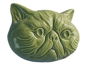 3D printable model Cat Head 3d