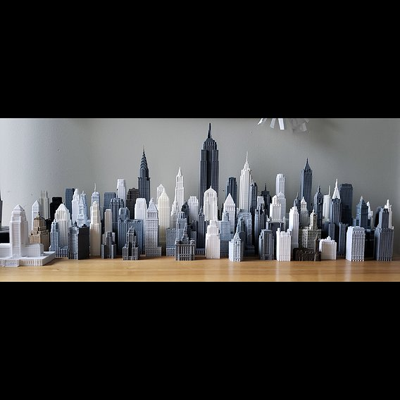 Model Buildings as of January 2020