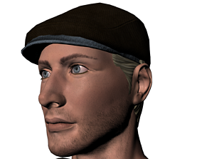 Jacob farmer 3D asset