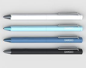 3D model Wacom Bamboo Fineline Pen