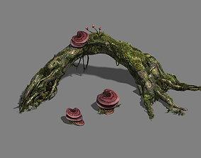 3D Plant - dead tree 2
