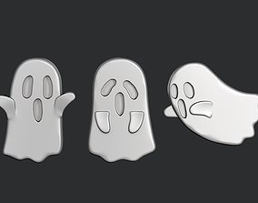 STL models for 3D printing and CNC ghosts