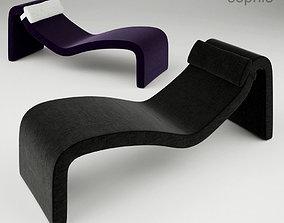 3D model Bodema Sophie Armchair
