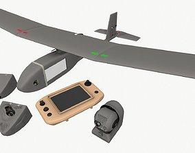 3D asset RQ-11B Raven