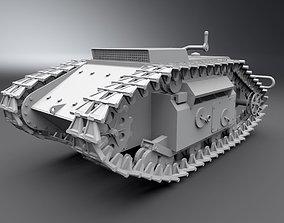 Sdkfz Goliath Scale Model