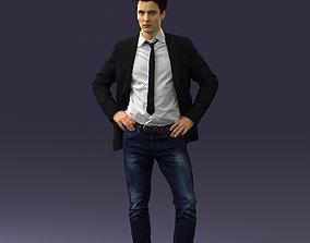 Fashion man 0318 3D Print ready