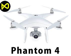 DJI Phantom 4 3D model