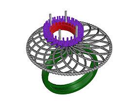 An 09 3D printable model