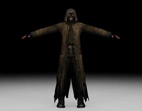 Stalker - Bandit 12 3D model
