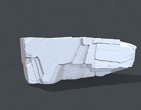 rock 11 3D print model