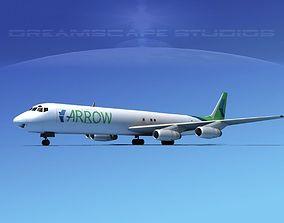 3D Douglas DC-8-63F Arrow Cargo
