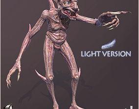 Vampire Patriarch Light Version 3D asset