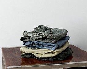 3D model clothes 04 am159