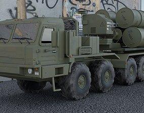 Baz 6909 S400 Launcher 3D