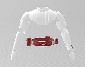 3D print model Star Wars Obiwan General Kenobi Aromr