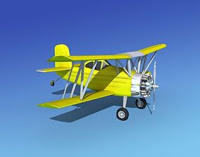 Grumman G-164 AgCat V03 3D