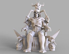 3D print model Skeletor Sculpture