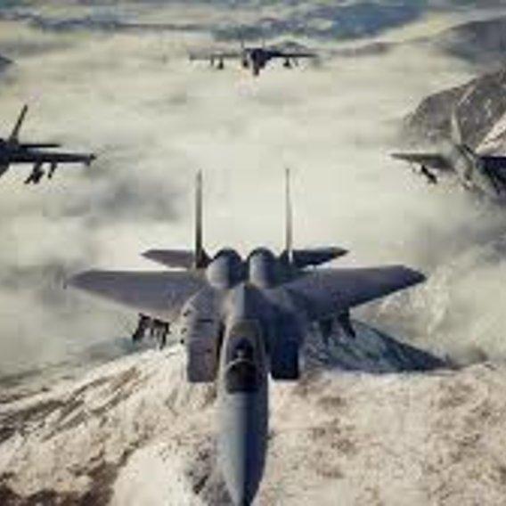 F16 crew