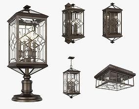3D Fine Art Lamps Oxfordshire Collection