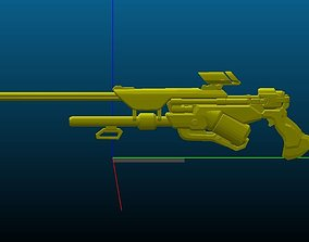 Ana Amari Biotic Rifle Printable