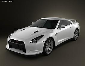 Nissan GT-R 3D