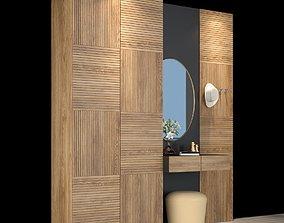 hall furniture 58 3D model
