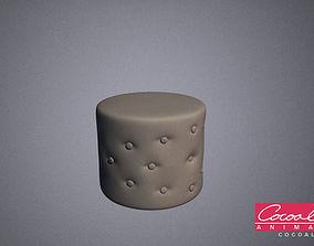 3D model Boutique Ottoman 001