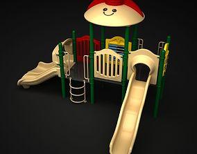3D Outdoor Castle child