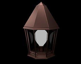 Lantern 3D model spectacle