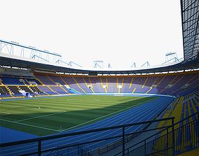 Metalist Stadium 3D model
