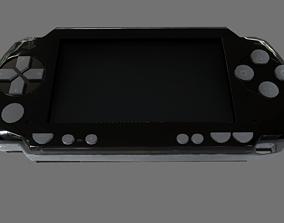 PSP model game-ready
