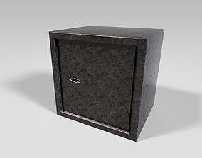Lock Safe 3D model