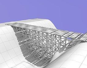 3D Bridge Construction bridge