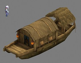 3D Game Transportation - passenger ships