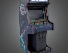Arcade Cabinet 03 Arcades - PBR Game Ready 3D asset