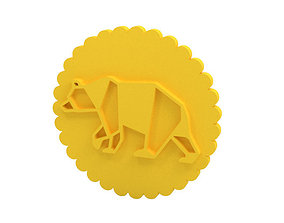 3D print model Cookie stamp