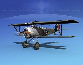 Nieuport 17 AEF USA 3D
