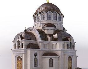 jesu Church 3D model