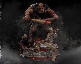 3D printable model Five Finger Death Punch mascot