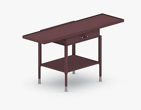 0319 - Coffee Table 3D asset