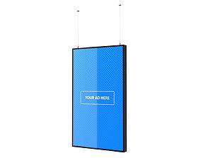 Digital Panel Vertical 49 Inch 3D